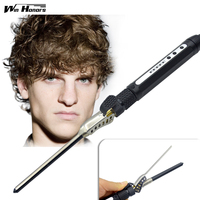 NEW 2017 Ceramic Curling Wand 5 Adjustment Temperature Deep Curly Hair Curlers Rollers Curling Iron For