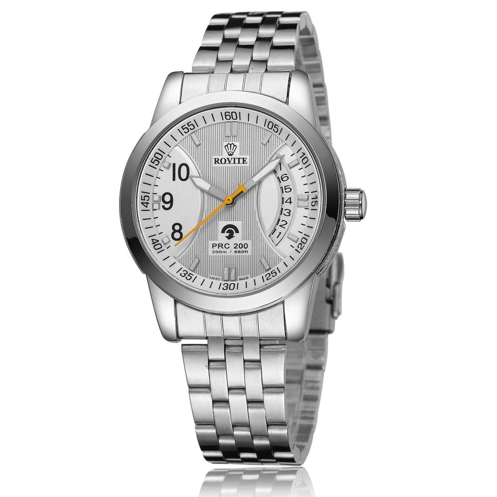 Zegarek męski Zegarki mechaniczne Zapięcie ze stali nierdzewnej - Męskie zegarki - Zdjęcie 4
