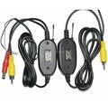 2.4 Ghz Transmissor de Vídeo Sem Fio e módulo Receptor para carro câmera de visão traseira e monitor de carro DVD plaer,