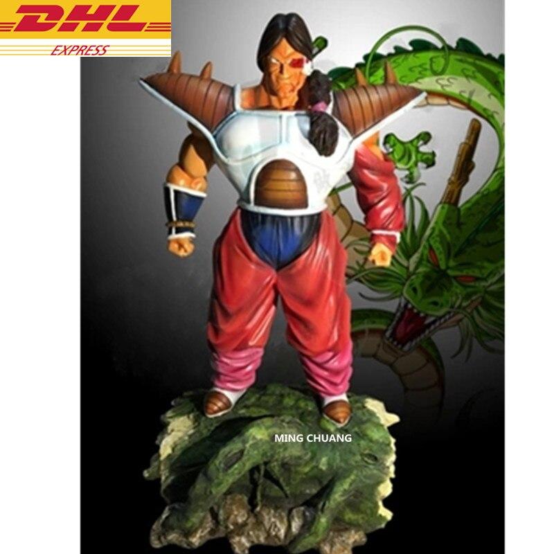"""12 """"estatua de Dragon Ball Z Movie 3 Bust AMONDO completo retrato Turles GK figura de acción modelo coleccionable caja de juguete de 31CM Z1401-in Figuras de juguete y acción from Juguetes y pasatiempos    1"""