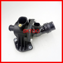 купить sktoo apeek  06F121111 FOR AUDI FOR SKODA for Ming rui, Hao Rui Touran Thermostat Housing по цене 1759.51 рублей