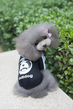 FA44 Dog cotton Clothes- Panda design Winter Clothing for Dogs Pets fleece Sweatshirts Clothes