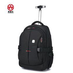 الرجال أكسفورد السفر أكياس عربات نقل الحقائب السفر عربة المتداول حقائب النساء حقائب الظهر عجلات أمتعة أعمال حقيبة على عجلات