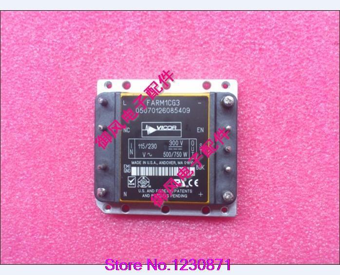 VICOR PFC rectifier module FARM1CG3 115-230VAC 300VDC output 750W switch