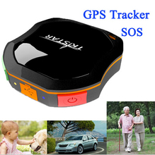 3G WCDMA 2G Vehicle Waterproof Car Mini Pet GPS Tracking System TKSTAR GPS Tracker GSM for