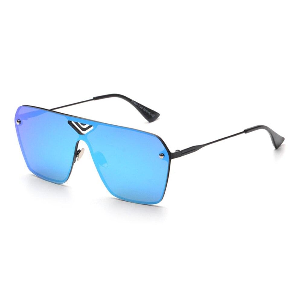Página web oficial diseñador de moda calidad y cantidad asegurada Steampunk gafas de sol para hombres y mujeres rojo lente ...
