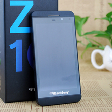 "100% original blackberry z10 mobile phone NFC GPS WIFI 3G 4G phone unlocked 4.2"" touch phone 2+16GB dual core free shipping"
