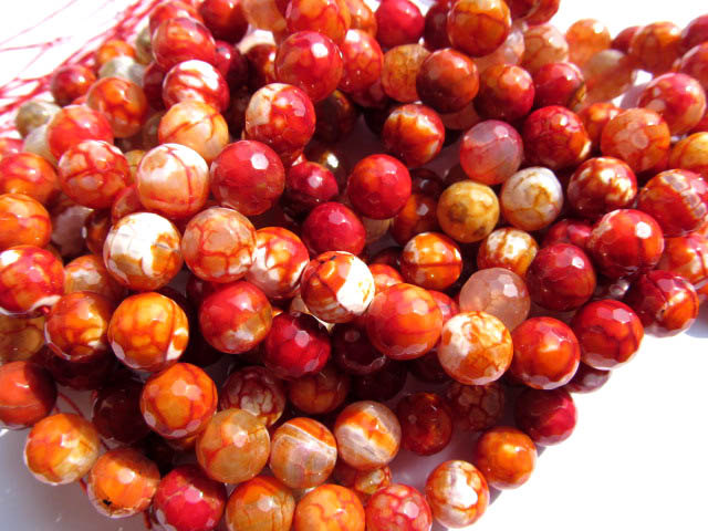 wholesale fire agate bead round ball oranger mixed jewelry beads 10mm--5strands 16inch/per strandwholesale fire agate bead round ball oranger mixed jewelry beads 10mm--5strands 16inch/per strand