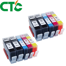 CTC 10 Pack 364XL Compatible Ink Cartridges Replacement for  364 xl Deskjet 3070A 5510 6510 B209a C510a C309a Printer
