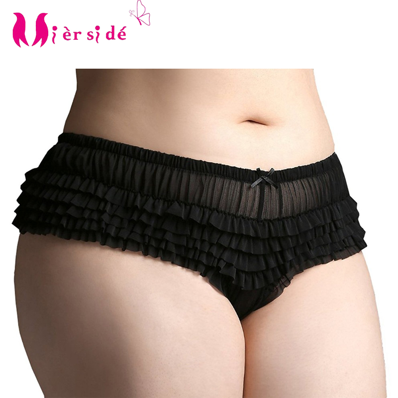 Mierside 9 Color Hipster Briefs Women Lace