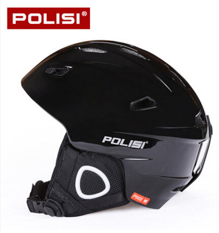 POLISI Winter Ultralight Ski Helmet Men Snow Skateboard Extreme Sport Saftly Helmet Snowboard Skiing Equipment Capacete polisi winter snowboard snow goggles men women double layer large spheral lens skiing glasses uv400 ski skateboard eyewear