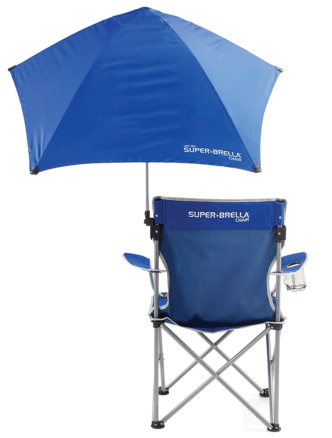 Camping Chair With Canopy Us 49 Outdoor Quik Shade Adjustable Canopy Folding Camp Chair Portable Fishing Camping Reclining Lounging Chair Heavy Duty 100kg In Fishing Chairs