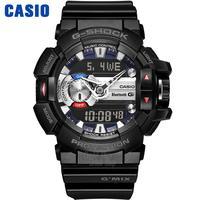 Casio Watch Music Bluetooth Multifunctional Movement Male Watch GBA 400 1A GBA 400 1A9 GBA 400