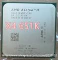 AMD Athlon II X4 651 К 4 МБ/45nm/3.0 ГГц Quad-Core AD651KWNZ43GX CPU ПРОЦЕССОРА Socket FM1 X4 651 (работает 100% Бесплатная Доставка)