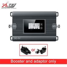 2020 High Gain 4G 2600MHz Handy Signal Repeater Handy Signal Booster Nur gerät + Stecker