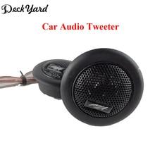 Deckyard 1 пара ма-260 автомобилей Мини громкоговоритель Аудиомагнитолы автомобильные Динамик super audio авто звук автомобиля Динамик купольный твитер