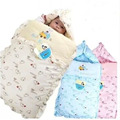 Hot sale cartoon baby stroller sleeping bags winter thicken newborn baby bedding set PT171