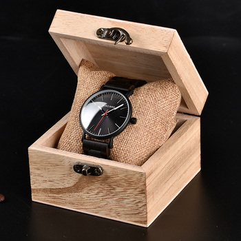 BOBO BIRD Luxury Wooden Watch For Men Comes in Gift Box