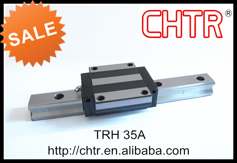Horizontal Linear Guide Rail Block for CNC Router TRH35A1L1-1000N 100% new original 25mm precision linear guide rail 1pcs trh25 l 200mm 1pcs trh25b square linear block for cnc