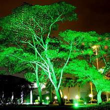Садовый светильник для лужайки, ландшафтный садовый лазерный светильник, звездное небо, узор, водонепроницаемый пульт дистанционного управления, сценическая лампа для рождественского декора