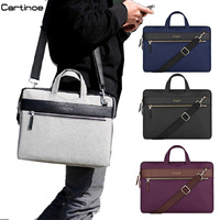 Cartinoe Top Selling Waterproof Laptop Bag 11 12 13 14 15 Notebook Shoulder Messenger Bag For