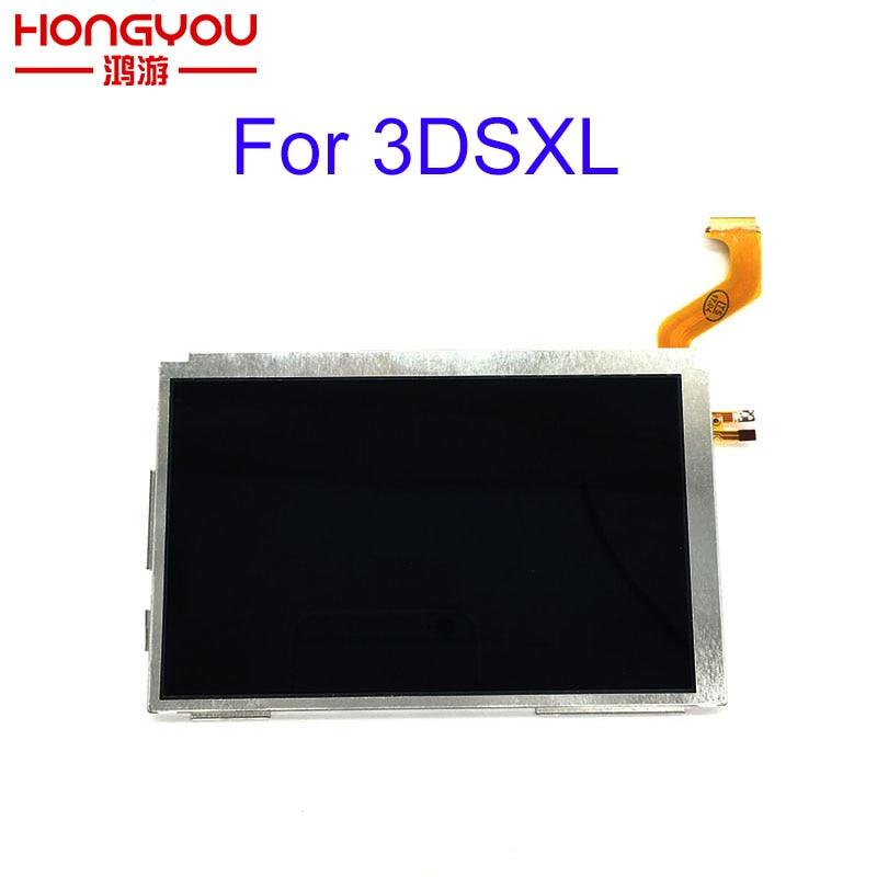 עבור N3DS XL LL חלופי העליון עליון מסך LCD לתצוגה עבור נינטנדו 3DS XL LL