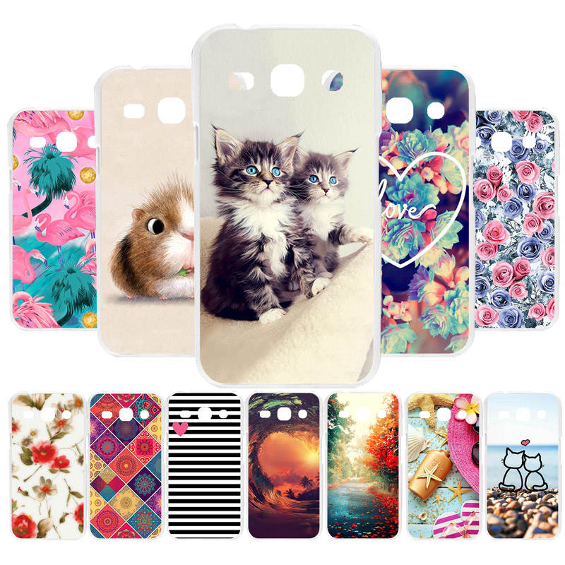 3D DIY Silicone Case For <font><b>Samsung</b></font> Galaxy Star Advance <font><b>G350E</b></font> Case Coque ACE 4 G357FZ G313H G350 G355H G360 G386F G530 G7102 <font><b>Cover</b></font> image