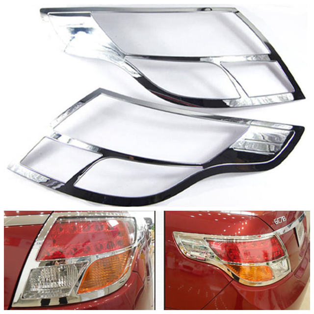 Geely GC7,Car rear light taillight  frame cover
