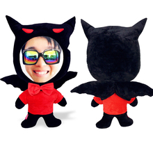 Funny Gift Make Your Own Batman Doll Plush Toy Stuffed Marvel Film Figure DIY Customized Gift 60cm Height