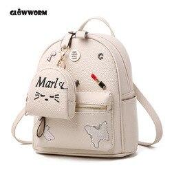 Luksusowe kobiety śliczne plecak torby szkolne dla nastoletnich dziewcząt bolsos mochila feminina bagpack podróży plecak szkolny kawaii bolsa sac 1