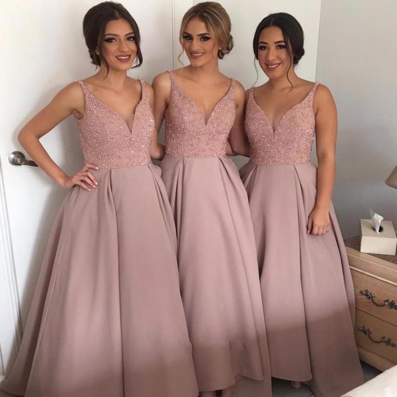 Lujoso Melocotón De Color Rosa Vestidos De Fiesta Imagen - Ideas ...