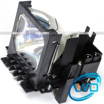 180 days warranty DT00591/CPX1200LAMP compatible bare bulb with housing for HITACHI CP-X1200WA/CP-X1200W Projectors