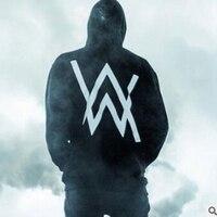 Alan Walker Hooded Cardigan Men Hoodies Sweatshirt Winter Jackets And Coats Long Sleeve Zipper Hoody Sportswear