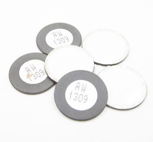 """5 יחידות Fogger יצרנית ערפל קולי קרמיקה דיסק עבור אדים מרסס 16 מ""""מ"""