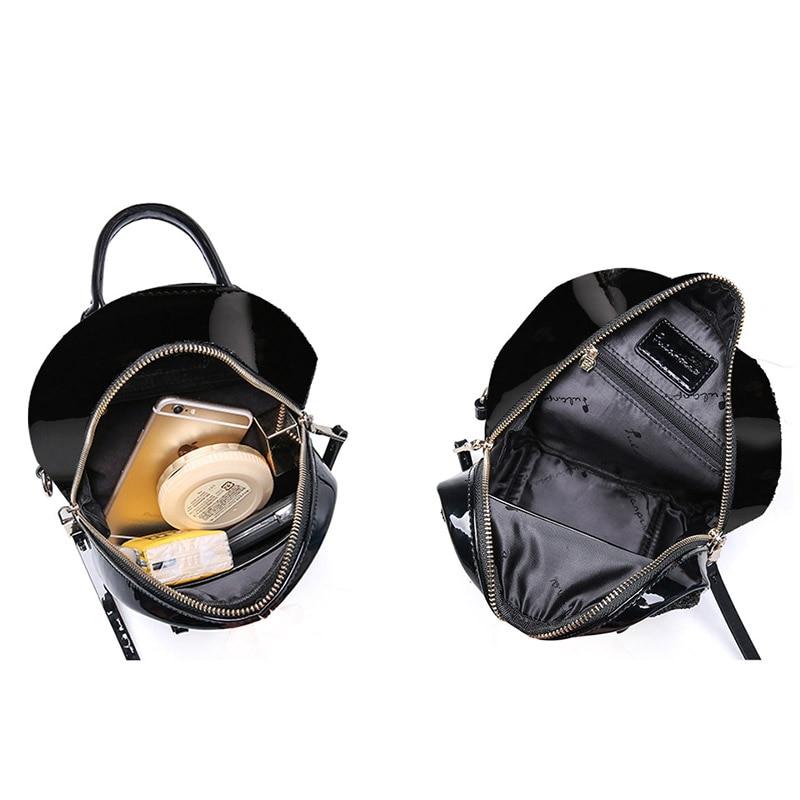 Fulanpers Small Backpack Bag For Women 2018 Female Backpack High Quality Ladies Back Pack Designer Backpack Girl Mini Women's Bags Backpacks
