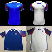 89ad7d88a Hot sale.2017-18 Iceland national football team soccer Jerseys.Football  shirt.Football kit.can customize the number and name.