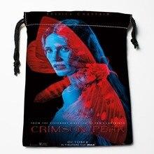 New Custom crimson peak Drawstring Bags Custom Storage Bags Storage Printed gift bags 27x35cm Compression Type Bags