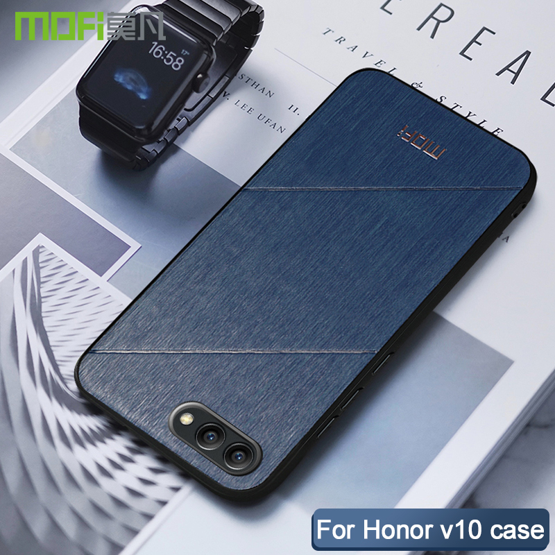 forhuawei honor v10 case full cover original for huawei honor view 10 cover fundas pu leather buiness for huawie honor v10 case