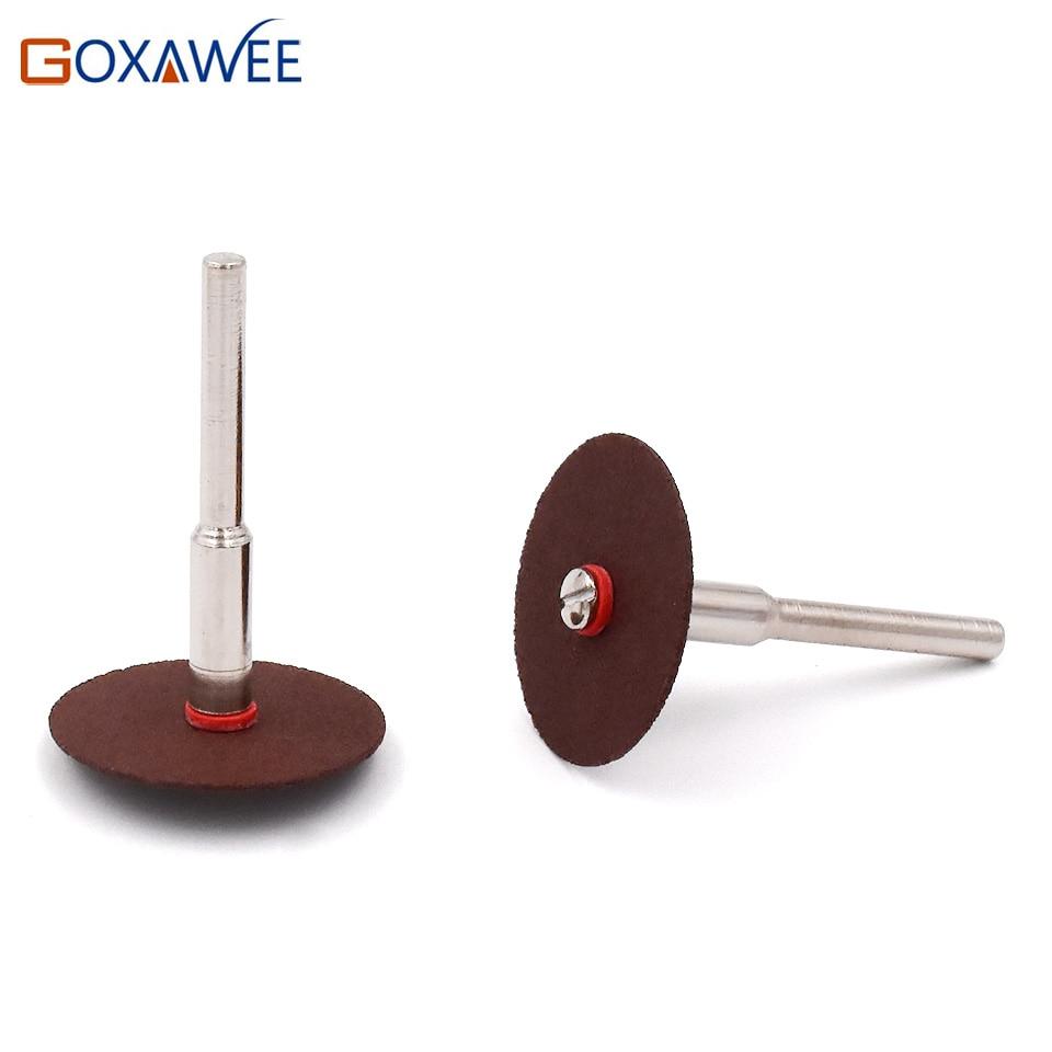 Hojas de sierra GOXAWEE para accesorios de herramientas Dremel 36pcs - Accesorios para herramientas eléctricas - foto 3