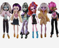 Free shipping New 15pcs=clothes+shoes for Original Monster toys dolls, clothing doll's dress for Monster inc dolls high quality