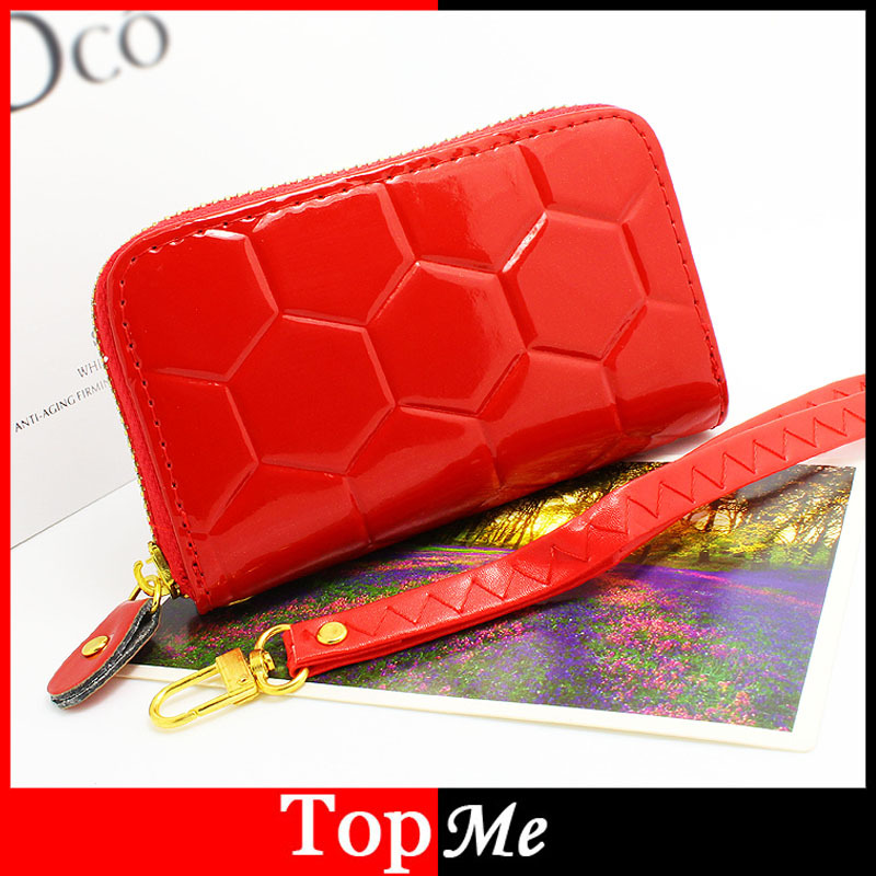 Candy Colors Women Wallets PU Leather Short Lady Coin Purse Plaids Pattern Moneybags Cards Holder Girls Clutch Wallet Burse Bag candy colors women wallet cards holder patent leather lady handbags moneybsgs coin purse long clutch female casual wallets burse