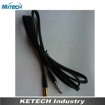 Złącze LEMO Microdot przewód połączeniowy (C5-L5) tanie i dobre opinie MiTeCH