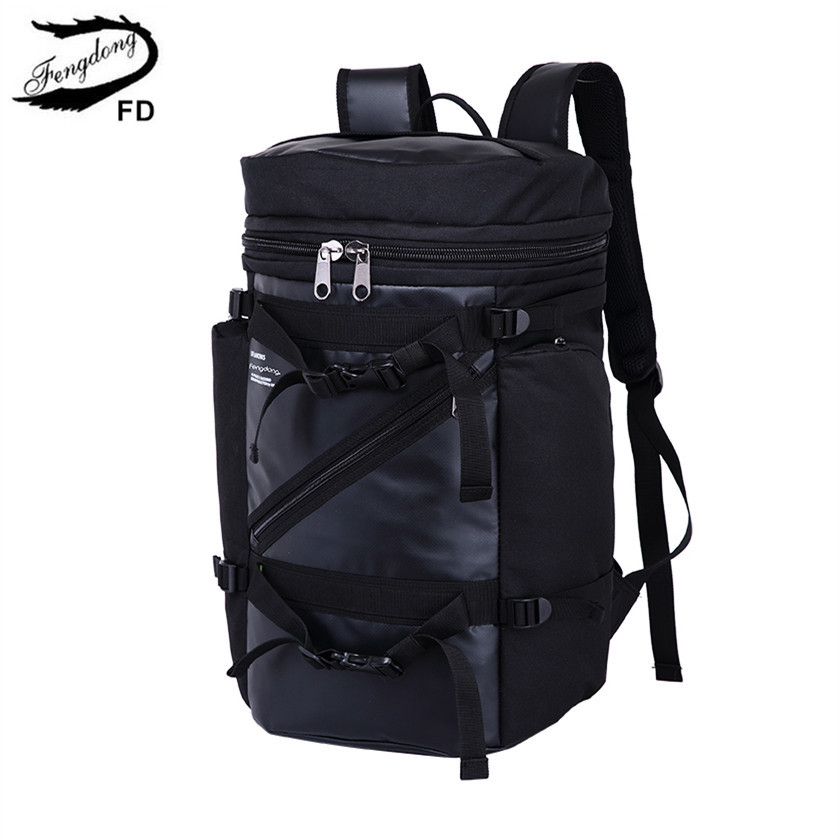 FengDong high quality large sizes waterproof male backpack men travel bags bagpack multifunctional black backpack for boy bag pegasi high quality 5pcs 50 sizes hss