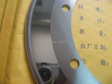 Hard alloy knife edge repair /  carton thin knife / tungsten carbide insert cutting board  / circular knife/Hard alloy YG8 YG10