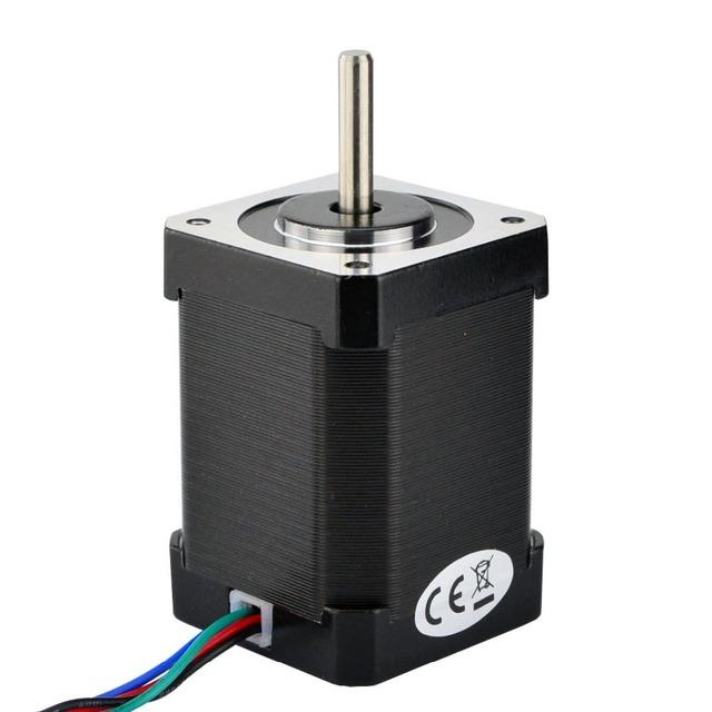 Nema 17 Stepper Motor High Torque 60Ncm(85oz.in) 42 Motor 60mm 4-lead 0.64A for CNC 3D Printer Extruder Motor