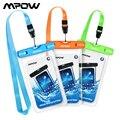 Новый Mpow MBC3 Универсальный 4-6 дюймов Водонепроницаемый чехол для телефона чехол для iPhone XS X 8 7 Plus 6S Galaxy S8 Honor 10