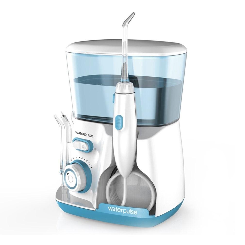 V300G 100-240V Oral irrigateur Jet d'eau choisir des dents de soie dentaire Flosser Hydro ensemble capacité 800ML blanchiment des dents