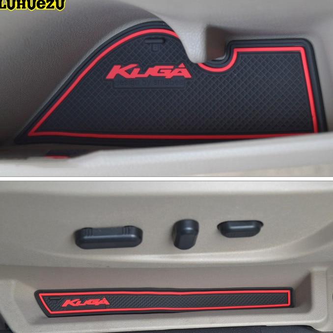 Luhuezu non slip mat interior door mats for ford escape - Ford escape interior accessories ...
