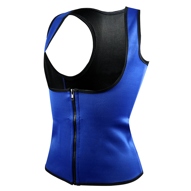 2018 Women Clothes Neoprene T-Shirt Tops New Fashion Body Shapers Slimming Waist Slim Vest dropship Hot Sale 4