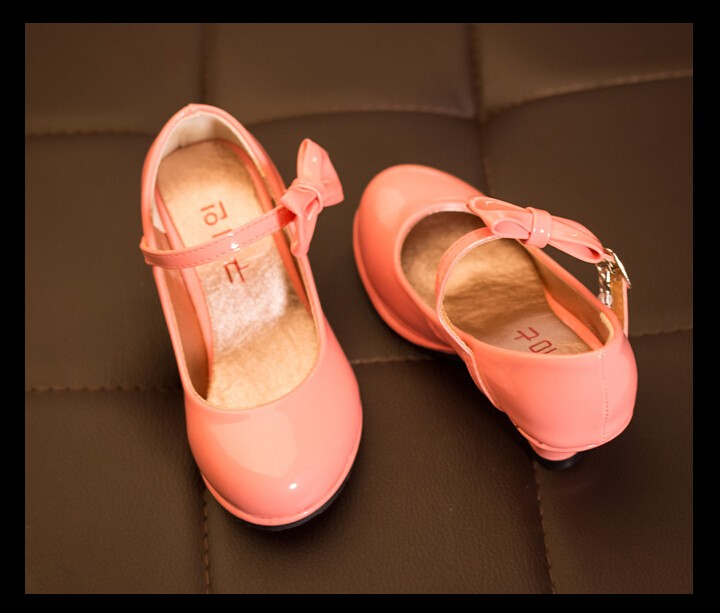 Leather Sandals For Girls (1)